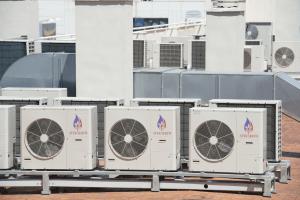 Merkezi Sistem Klima Bakım Onarım Servisi