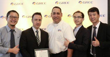 Gree Klima İklimlendirme Ödülü
