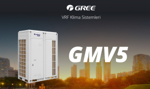 Gree VRF Servisi